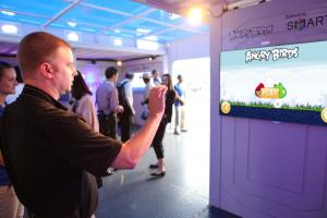 angry birds samsung smart tv