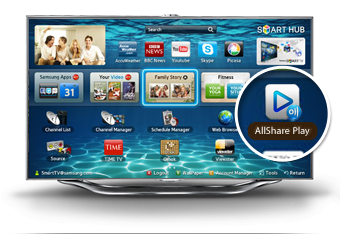 allshare play samsung smart tv
