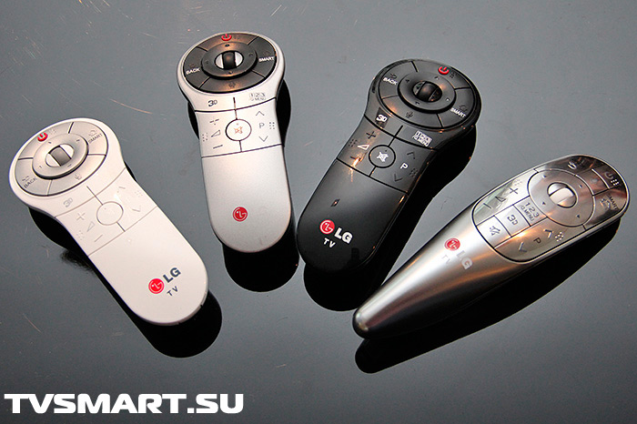 LG Magic Remote 2013